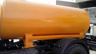 Ассенизатор  КО-503В 2014 г на ГАЗ-3309 2007  г дизель