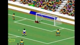FIFA Soccer - Sega CD 1994 - Gameplay