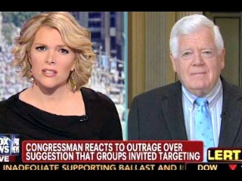 Megyn Kelly Battles Rep Jim McDermott Over IRS