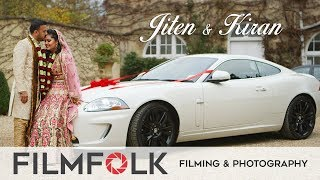 Traditional Hindu Wedding at Northbrook Park || Wedding Video by FilmFolk