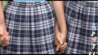 中学生ガールズユニットは、小池彩夢・ 岡田千咲・川嶋麗惟・松田侑花の...