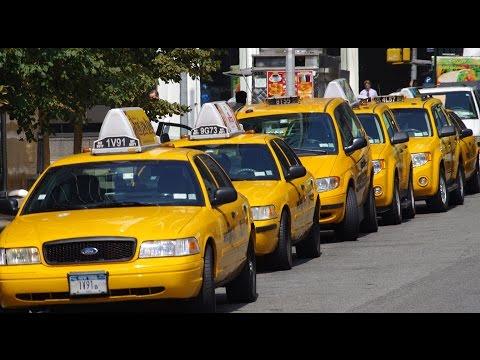 Нью Йоркское такси  Taxi