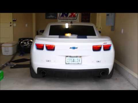 Intake Porting 2011 Camaro SS