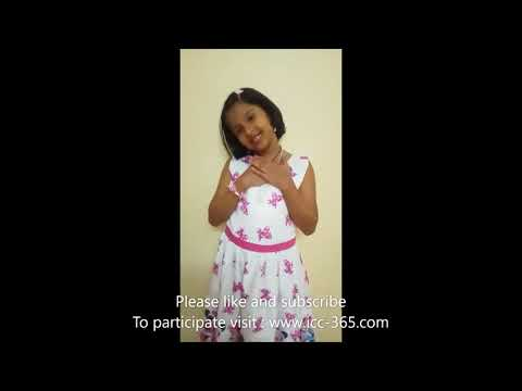 Ae Watan song by little girl