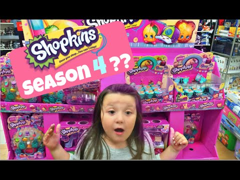 Season 4 Shopkins Spotted at Kohls?! Lets check it out!