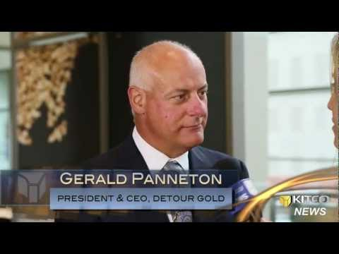 Detour Gold (TSX: DGC) To Open Canada's Largest Gold Mine - 2012 Denver Gold Forum