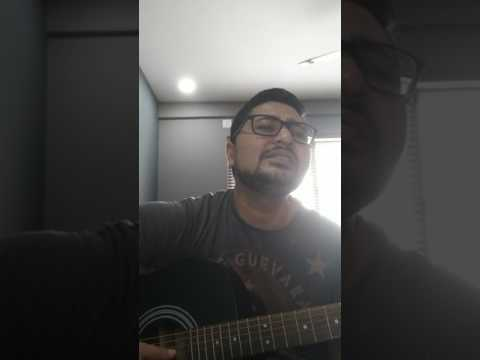"Acoustic cover of ""Lagan Lagi Re"" from the film ""Trishna"""