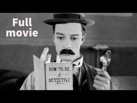 Download Sherlock Jr. (1924) - Buster Keaton - HD - Live Music
