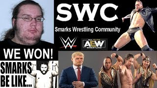 My Love For Pro Wrestling Is Dying + F*CK YOU SMARKS! 🖕🖕 (R.I.P. YWC) ⚰️