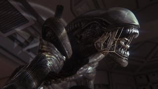 Alien: Isolation - Creating the Alien