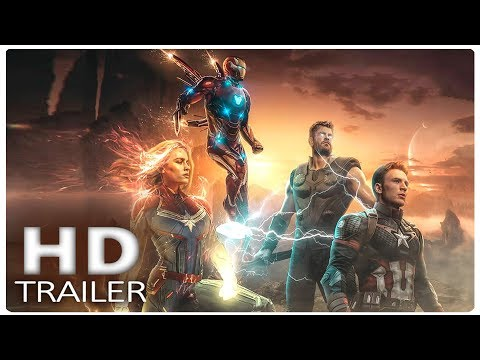 AVENGERS 4 ENDGAME Going After Thanos Trailer (2019) Marvel, New Movie Trailers