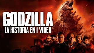 Godzilla: La Historia en 1 Video