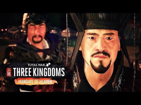 Total War: Three Kingdoms - Official Cinematic Battle Of Redcliffs Trailer |