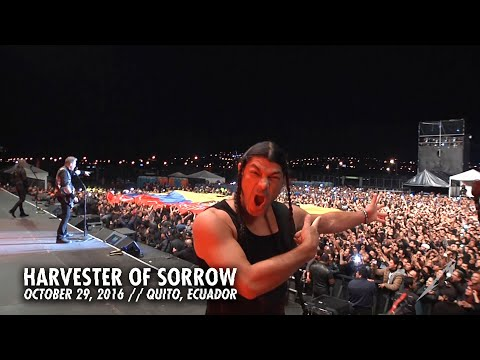 Metallica: Harvester of Sorrow MetOnTour  Quito, Ecuador  2016