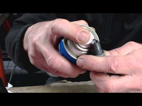 Fouled Spark Plugs - cleaning and testing