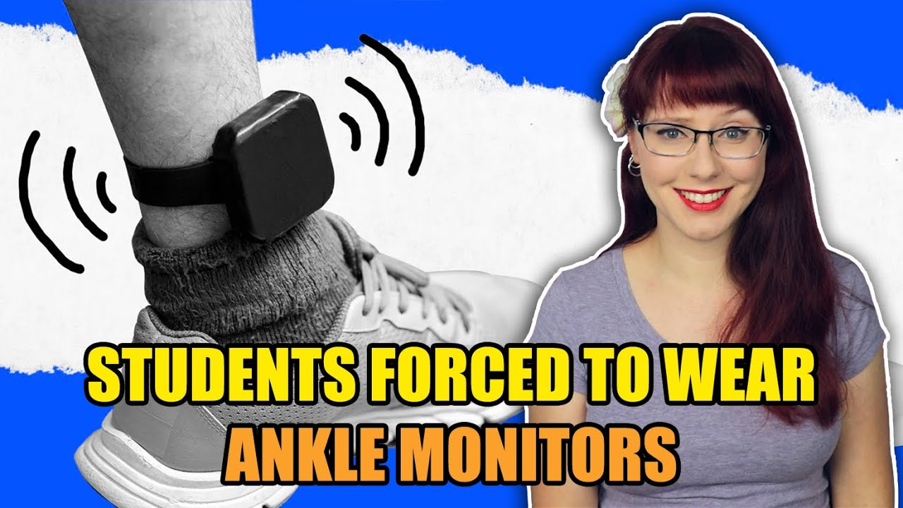 Students Forced to Wear Ankle Monitors for Covid | Fact Checkers Debunk Themselves