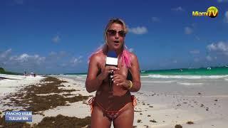 Tulum Mexico - Miami TV - Jenny Scordamaglia