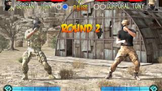 Real Strike Tiger Fighting HD - Android Gameplay 2