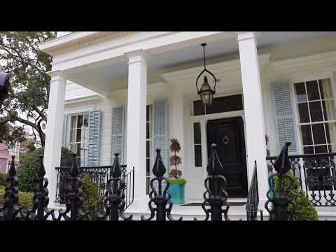 New Orleans - Garden District Tour