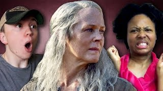 "Fans React To The Walking Dead Season 9 Episode 7: ""Stradivarius"""