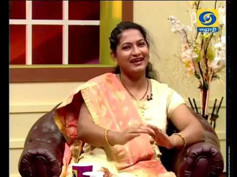 नमस्कार मंडळी (Live) दूरदर्शन सह्याद्री वाहिनीवर विशेष कार्यक्रम 24.10.2018