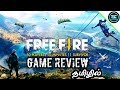 😱Garena Free Fire Game Review For Android In Tamil