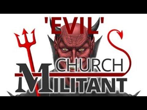 The Vortex–'Evil' Church Militant