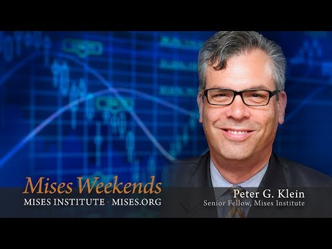 Peter Klein on How Not to Reform the Fed