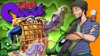 Chex Quest - SpaceHamster