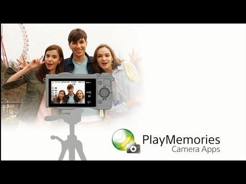 Smart Remote Control | PlayMemories Camera Apps