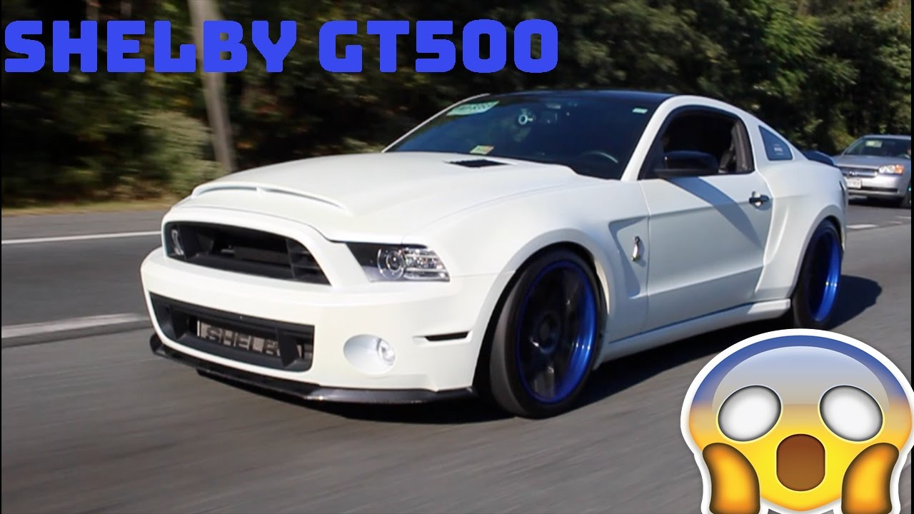 Shelby GT500 Super Snake Widebody - YouTube