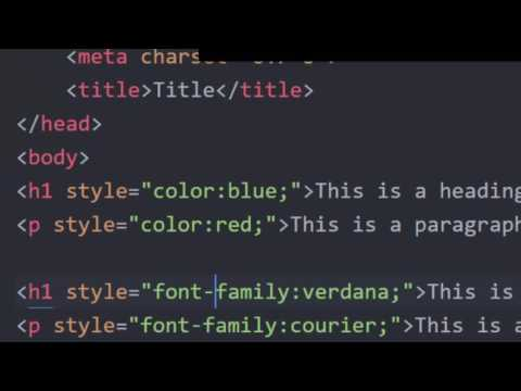 [HTML & CSS - 4] HTML Text & List