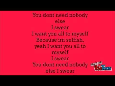 PnB Rock - SELFISH (Lyrics)