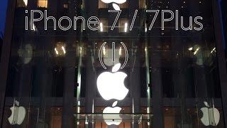 День старта продаж iPhone 7 и очередь на 5th Ave New-York (Часть 1)