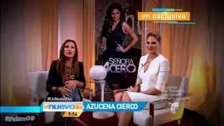 Blanca Soto en Un Nuevo Dia - 12 Enero
