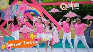 Gambar cover Quinn Salman - Sahabat Terbaik (live sing along lyric)