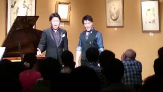 """Granada"" 大田翔(Ten)&金山京介(Ten)&山本恵利花(Pf)"