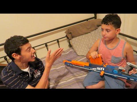 HAMZAH SHOT TAREK!