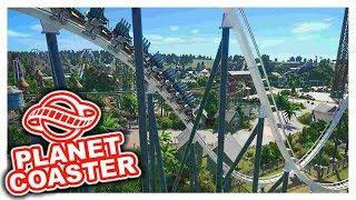 Ein schöner unbekannter Park | PARKTOUR - Planet Coaster