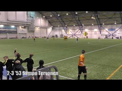 ACOTV Jumprun ottelukooste: HauPa - AC Oulu 18.12.2017