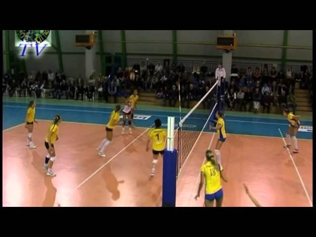 Cittaducale vs Monterotondo - 4° Set