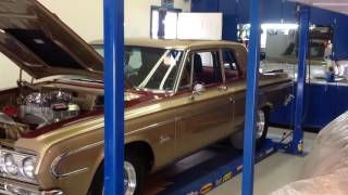 1964 Plymouth Max Wedge