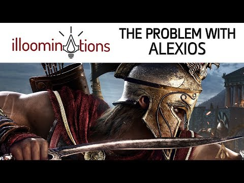 Assassin's Creed Odyssey has an Alexios Problem | Illoominations thumbnail