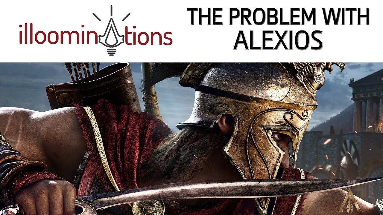 Assassin's Creed Odyssey has an Alexios Problem ...
