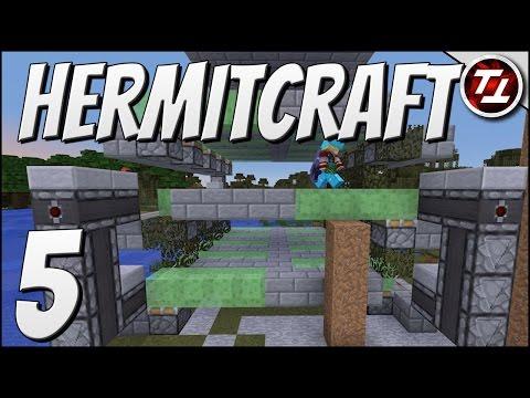 Hermitcraft V: #5 - Witch Hut to Build...