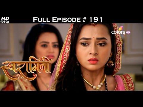 Swaragini - 19th November 2015 - स्वरागिनी - Full Episode (HD)