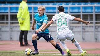 «Зенит»-м — «Ахмат»-м: прямая трансляция матча молодежных составов
