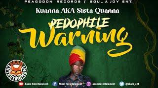 Kuanna - Pedophile Warning [Audio Visualizer]