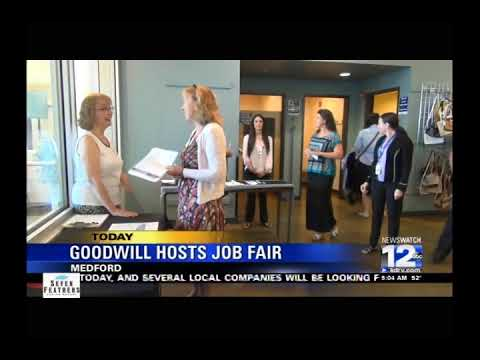 Southern Oregon Goodwill - changing lives one job at a time