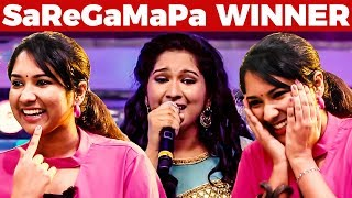 UNSEEN: SaReGaMaPa Winner Varsha's singing MARATHON